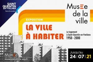 Expo la Ville à habiter